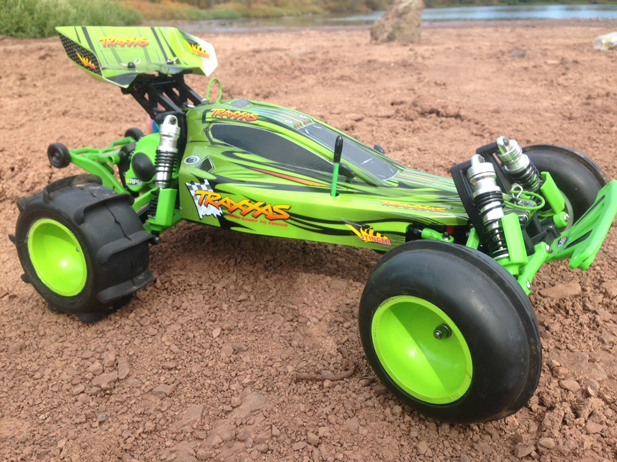 Traxxas Bandit VXL Mike George RPM