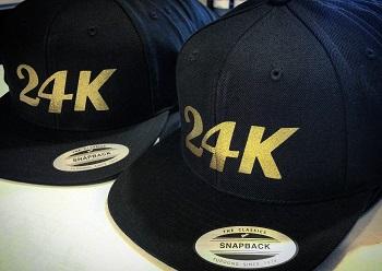 Trinity 24K Hats