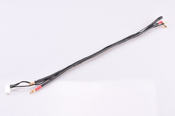 Vampire Racing All-black EH And PQ balance Charging Leads (7)