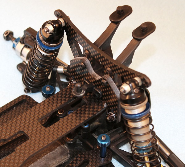 X Factory Infinity B44 Camber Link Mount (2)
