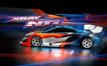 XRAY NT1 2016 Edition Nitro Touring Car