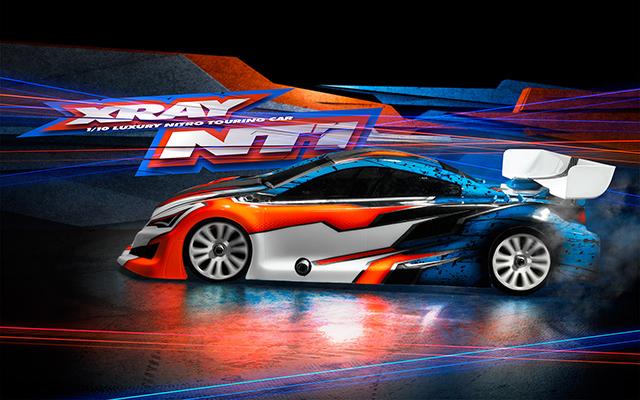 XRAY NT1 2016 Edition Nitro Touring Car (1)