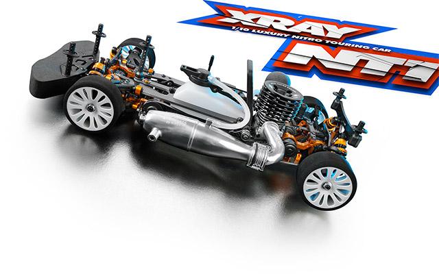 XRAY NT1 2016 Edition Nitro Touring Car (3)