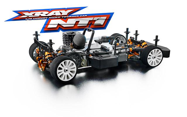 XRAY NT1 2016 Edition Nitro Touring Car (4)