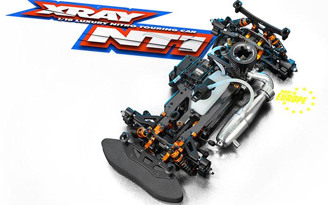 XRAY NT1 2016 Edition Nitro Touring Car (6)