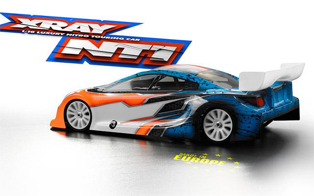 XRAY NT1 2016 Edition Nitro Touring Car (7)