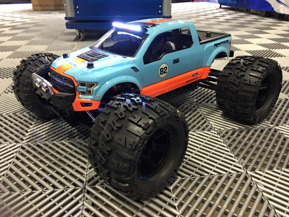 Sneak Peek from Pro-Line at RCX