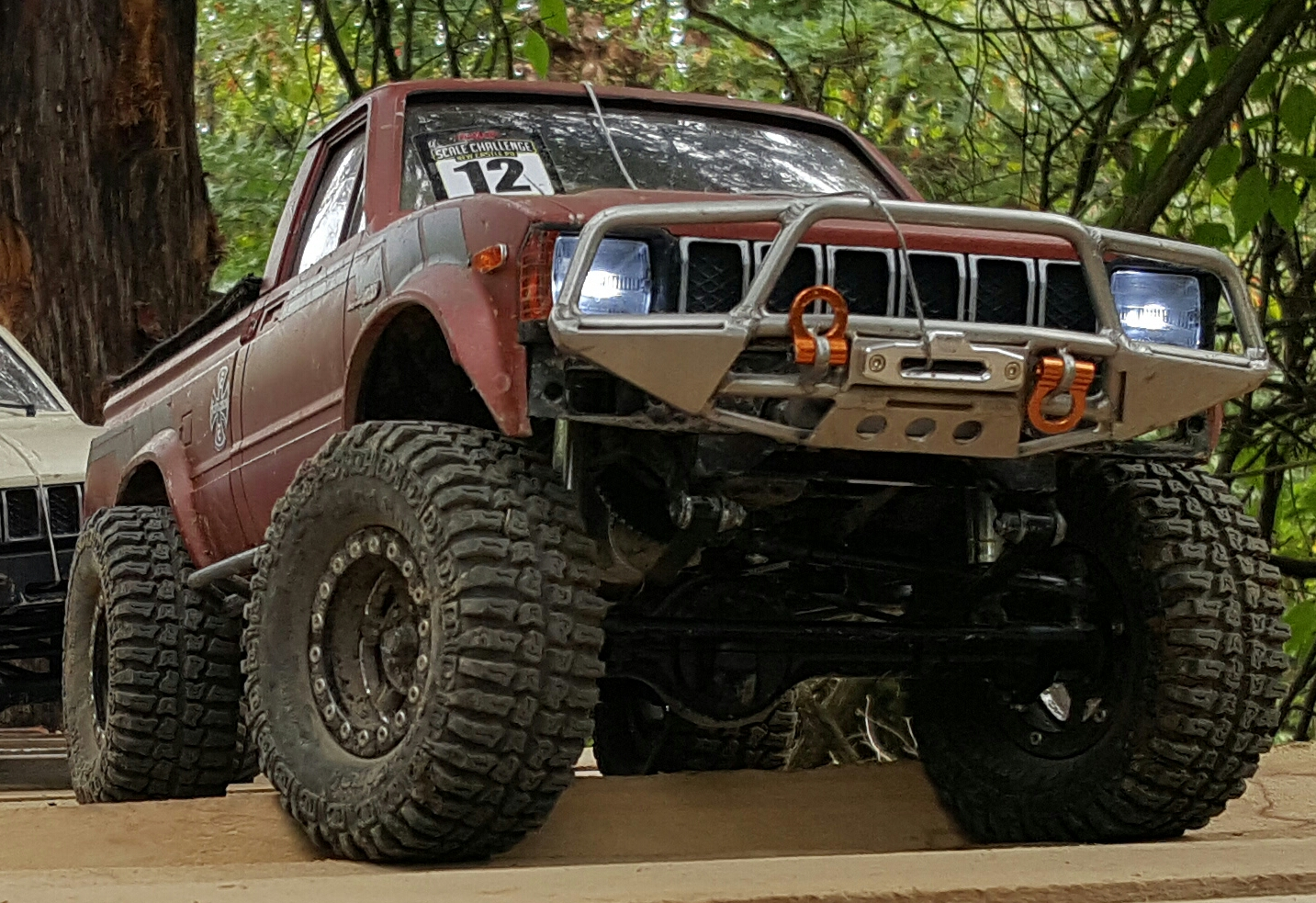 RC4WD Trail Finder 2 Toyota Hilux by Brian Pratt [READERS' RIDE]