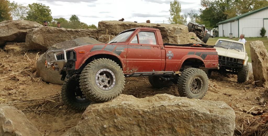 RC4WD, Trail Finder 2, TF2, Toyota Hilux, Holmes Hobbies, Team KNK, Junfac, Motorworx, Heyok