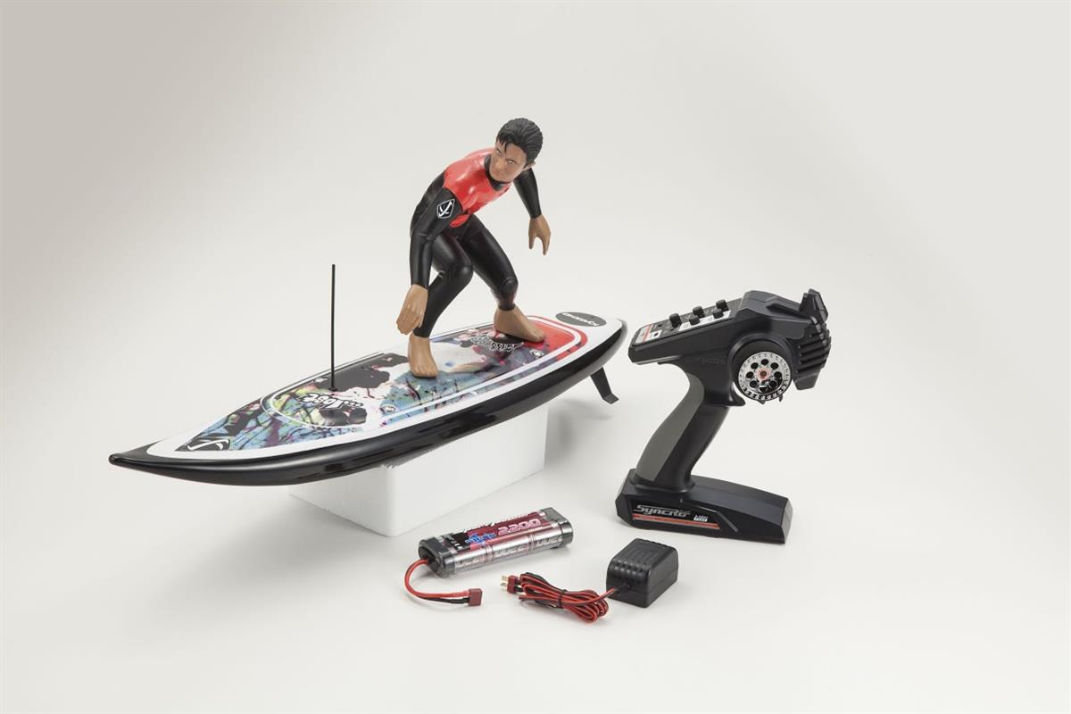 Kyosho Surfer RC Lost surfboard