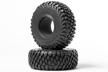 New on the Trail: Axial 2.2 BFGoodrich Baja T/A KR2 Tires