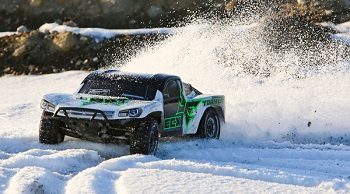 ECX 1/10 Torment 2wd Short Course Truck Now With New Body Style And Spektrum SR310 Receiver [VIDEO]