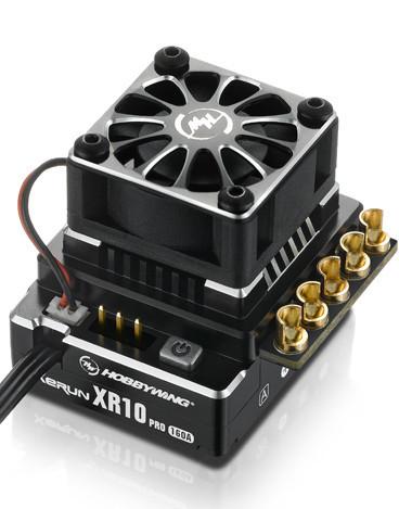 HOBBYWING XR10 Pro 160A ESC (1)