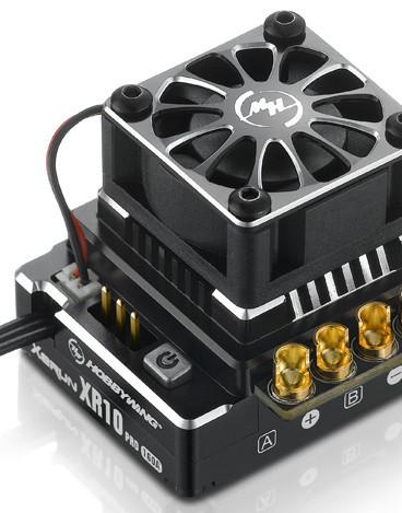 HOBBYWING XR10 Pro 160A ESC (2)