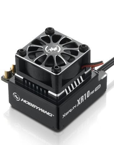 HOBBYWING XR10 Pro 160A ESC (4)