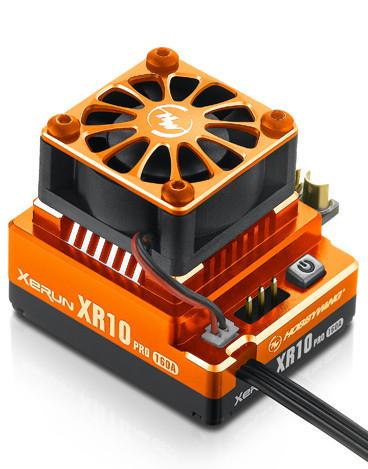 HOBBYWING XR10 Pro 160A ESC (6)