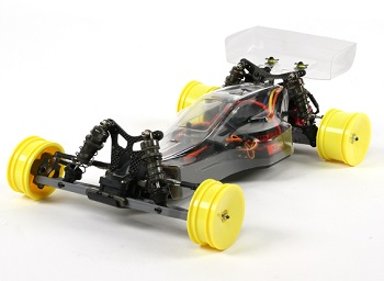HobbyKing BZ-222 Pro 1/10 2wd Racing Buggy (ARR And Kit Versions) [VIDEO]