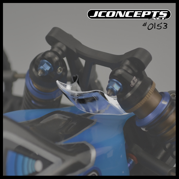 JConcepts Aero Front Scoop For The Team Associated B5 And B5M  (3)