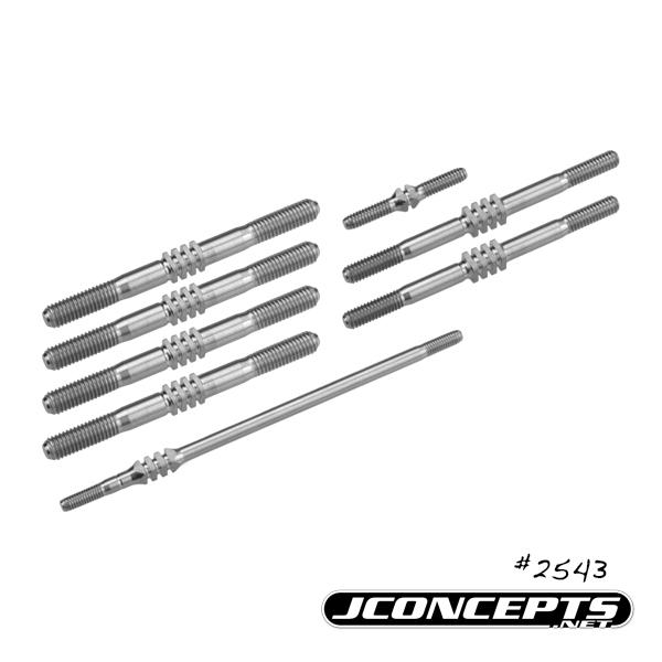 JConcepts TLR 8ight 4.0 Turnbuckle Set (2)