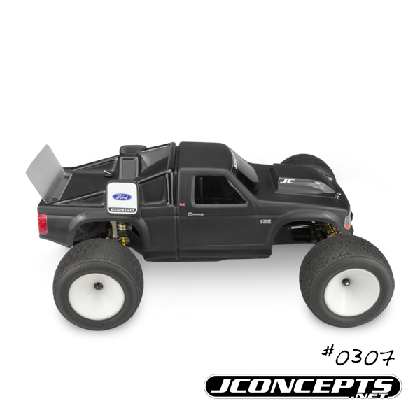 JConcepts Vintage 1993 Ford F-150 RC10T Team Truck Body (3)
