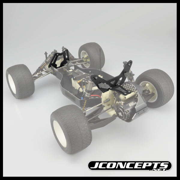JConcepts Vintage RC10T Carbon Fiber Accessories (5)