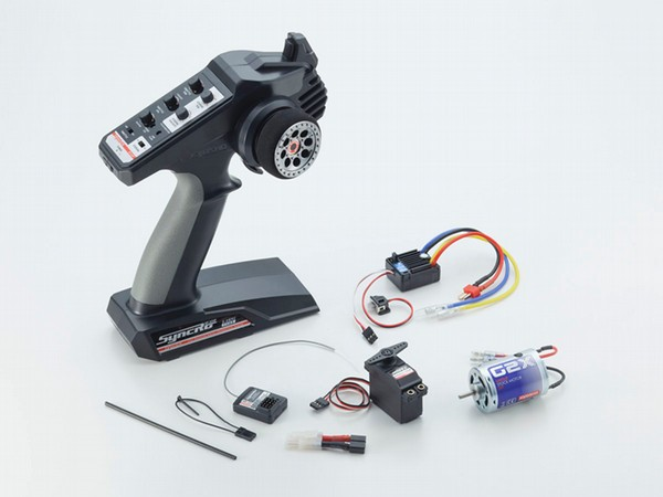 Kyosho 4wd Electric Starter Pack