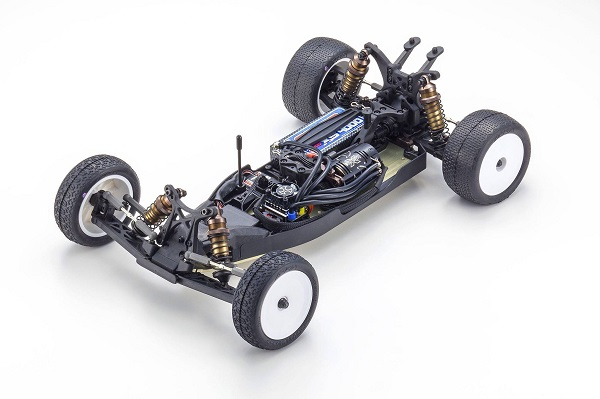 Kyosho RZ6 Shaft Drive Conversion Kit For The RB6 (1)