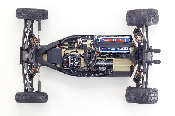 Kyosho RZ6 Shaft Drive Conversion Kit For The RB6 (4)