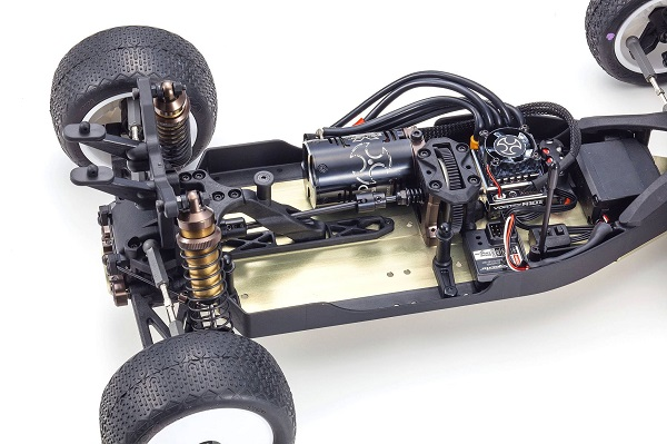 Kyosho RZ6 Shaft Drive Conversion Kit For The RB6 (6)