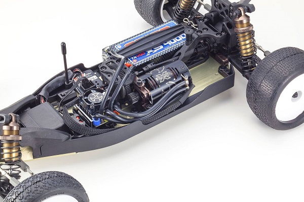 Kyosho RZ6 Shaft Drive Conversion Kit For The RB6 (7)