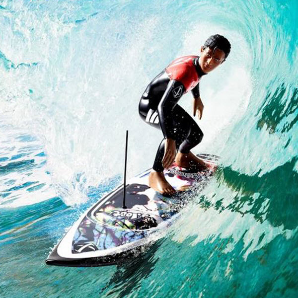 Your Ultimate Summertime Ride Is Here: Kyosho Teams Up With Lost Surfboards To Bring Back RC Surfer