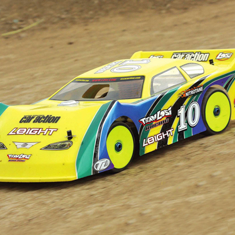 Remember the Losi L8IGHT Model? [THROWBACK THURSDAY]