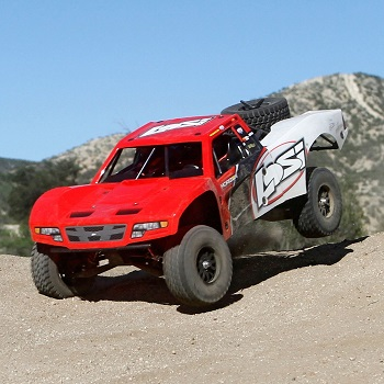 Losi Announces All-New Baja Rey 1/10 4WD Desert Truck [VIDEO]