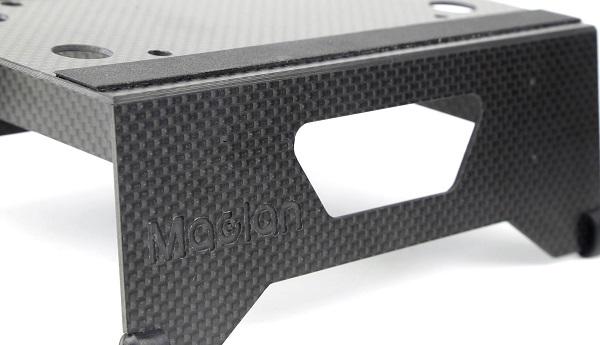 Maclan Racing Full Carbon Fiber Professional Car Stands (6)