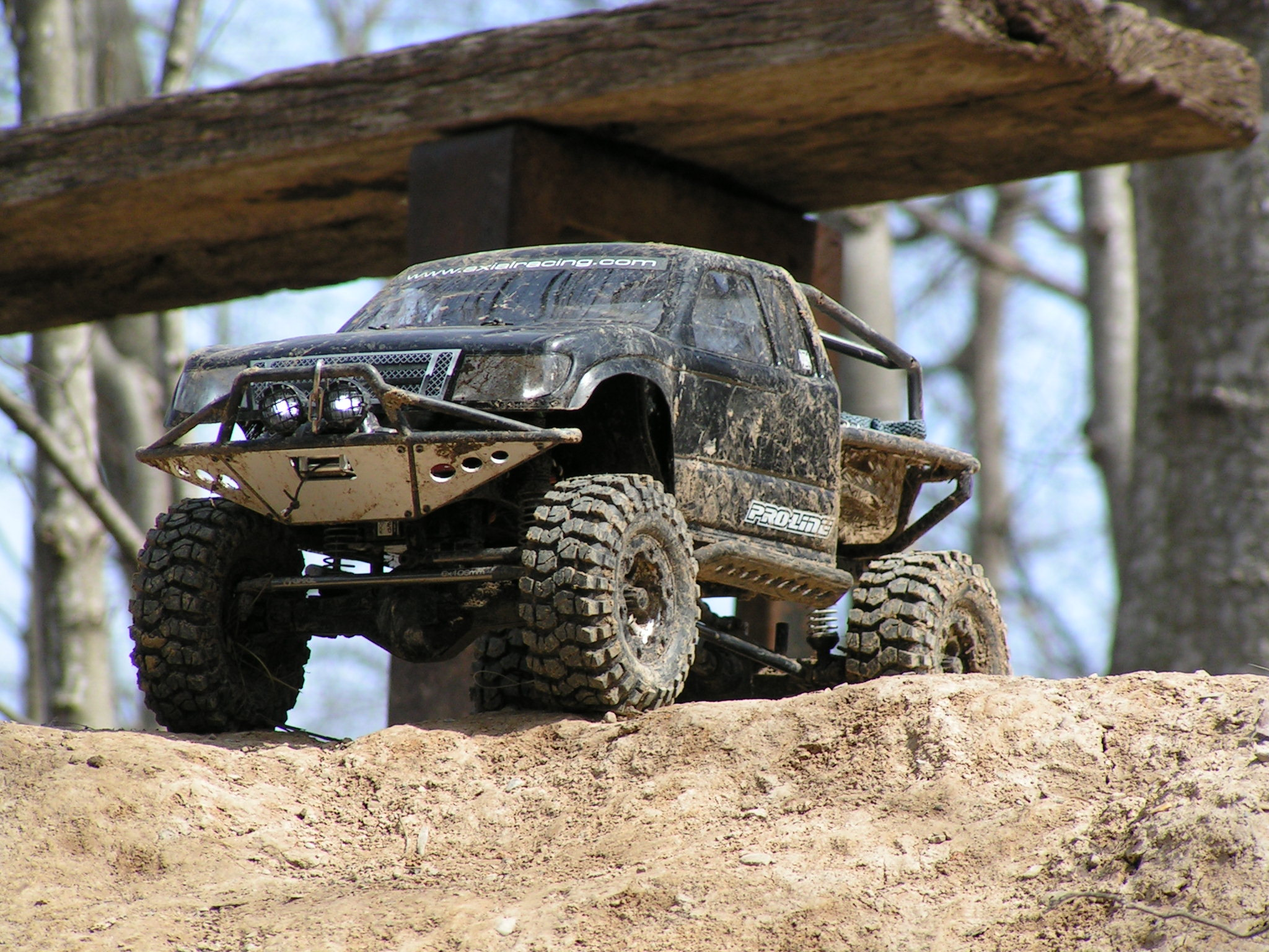 Axial SCX10 Honcho by Mike Dulian [READER'S RIDE]
