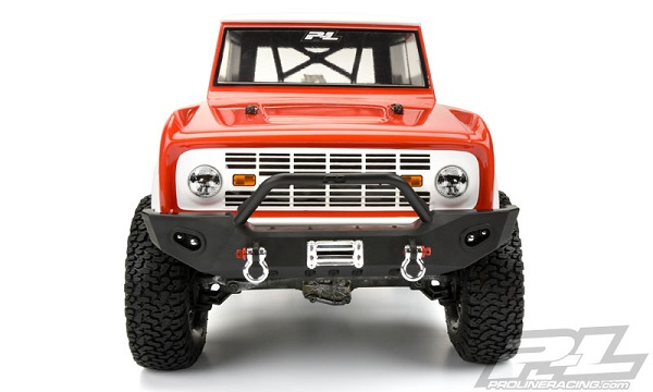 Pro-Line 1973 Ford Bronco Clear Body (5)