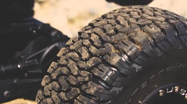 Pro-Line BFGoodrich All-Terrain TA KO2 2.2 Crawler Truck Tire