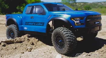 Pro-Line BFGoodrich Baja T/A KR2 SC Truck Tire [VIDEO]