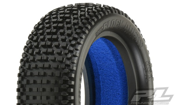 "Pro-Line Blockade 2.2"" 4wd Front Buggy Tires (1)"
