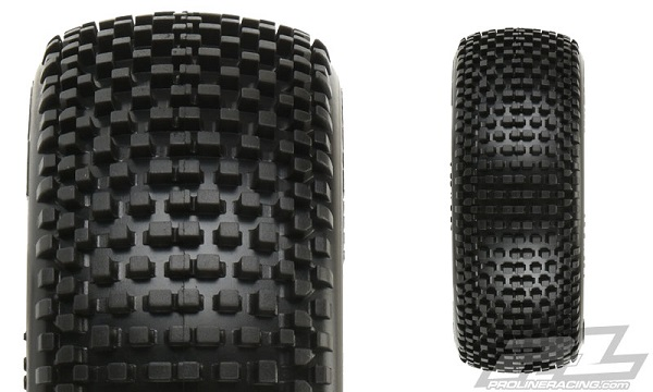 "Pro-Line Blockade 2.2"" 4wd Front Buggy Tires (2)"