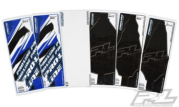 Pro-Line Chassis Protectors For The Team Associated B5M, B44.3, And TLR 22 3.0