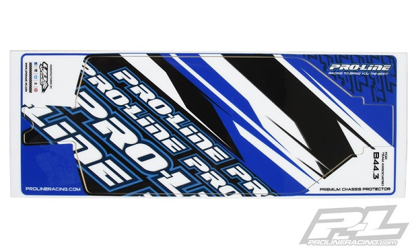 Pro-Line Chassis Protectors For The Team Associated B5M, B44.3, And TLR 22 3.0 (5)