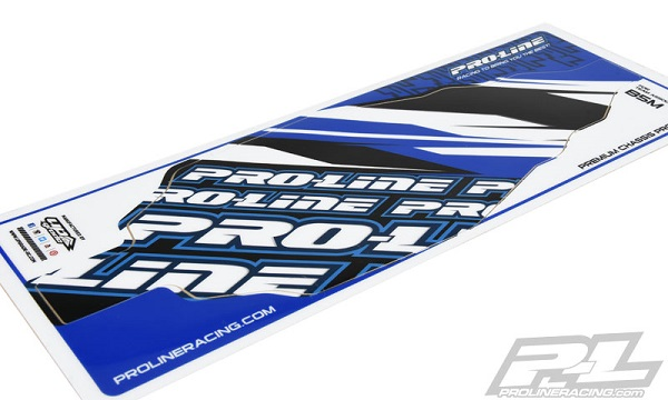 Pro-Line Chassis Protectors For The Team Associated B5M, B44.3, And TLR 22 3.0 (6)