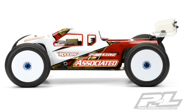 Pro-Line Enforcer Clear Body For The Team Associated RC8T3 (5)