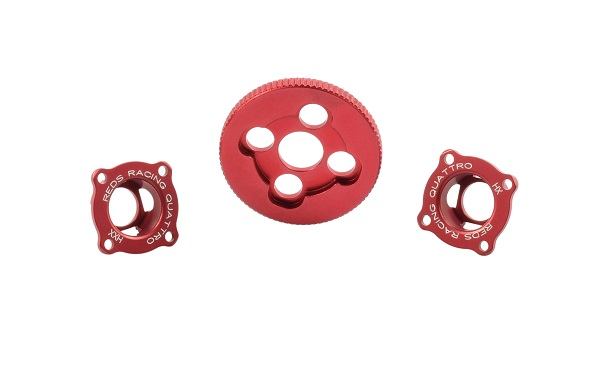 REDS Quattro Clutch System Front Plates
