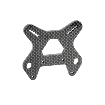Raw Speed RC Mugen MBX7r Carbon Fiber Shock Towers