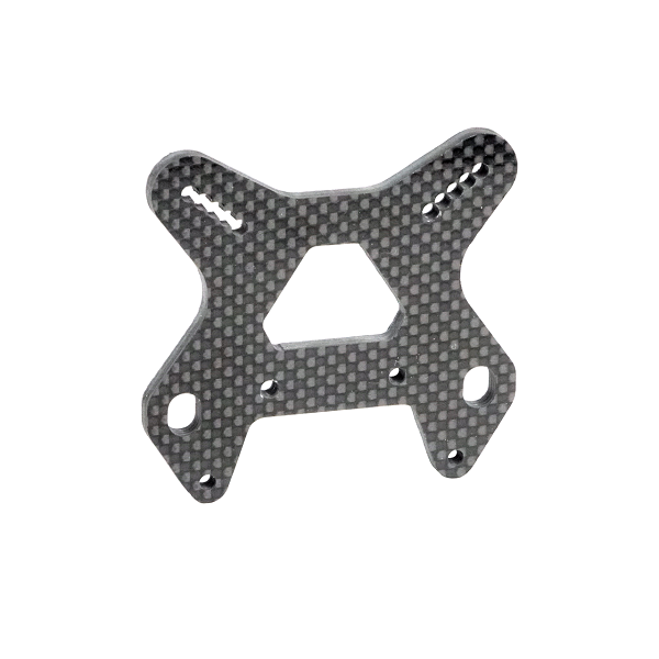Raw Speed RC Mugen MBX7r Carbon Fiber Shock Towers (1)