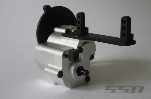 SSD 2 Speed Transmission Kit For The Axial Wraith (2)