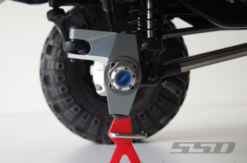 SSD Pro Aluminum C Hubs For The Vaterra Ascender (3)