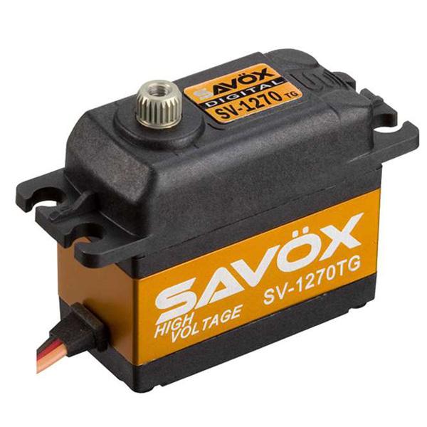 Savox Signs Ex-Airtronics Drivers Cavalieri and Caster
